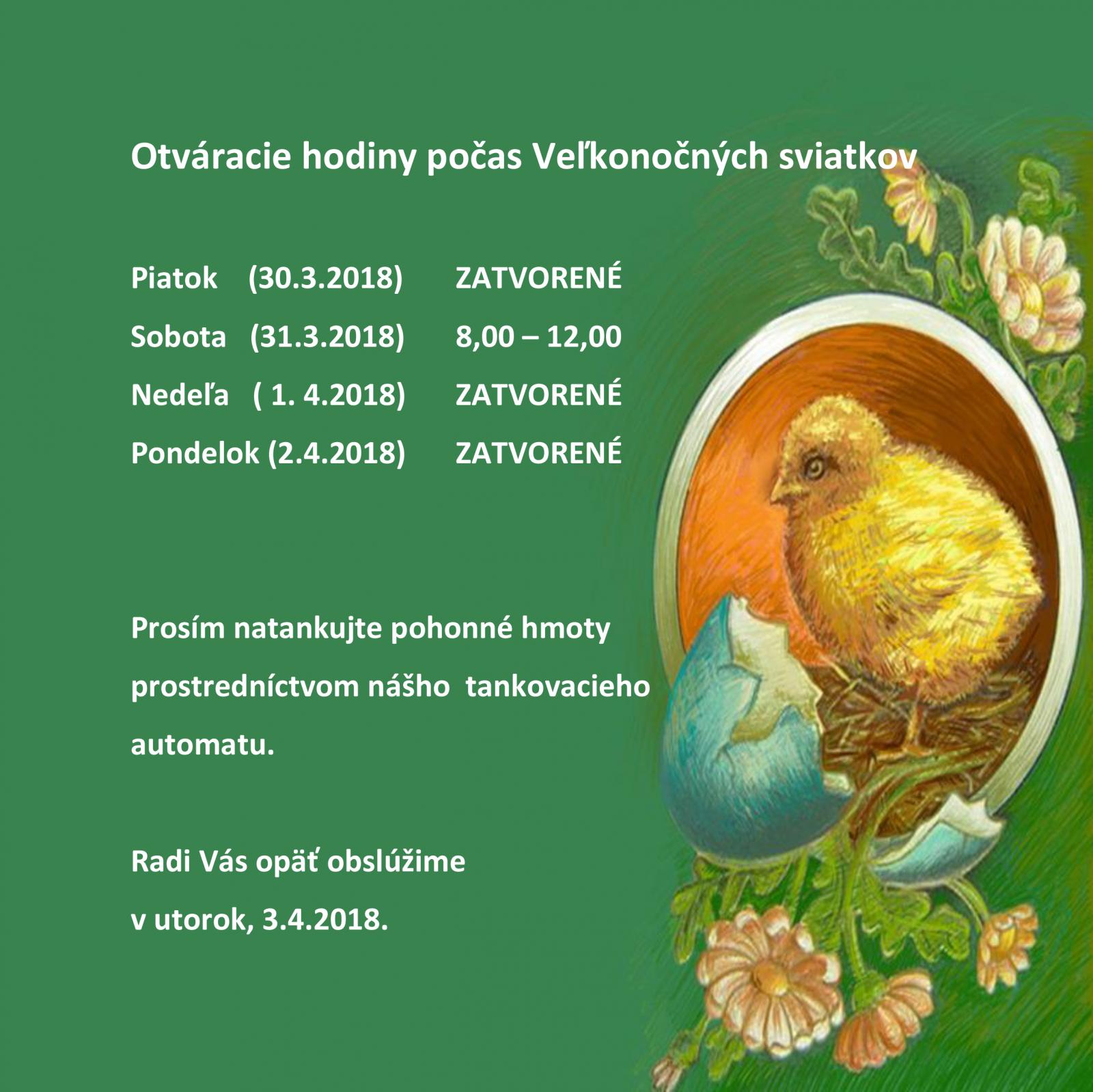Otváracie hodiny počas veľkonočných sviatkov – ewiGO Banská Bystrica 6ba34e8fe8c