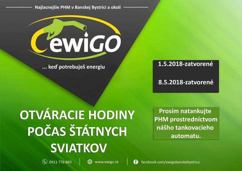 ewiGO Banská Bystrica – Čerpacia stanica 27a745b39fc